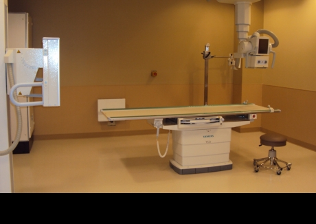 Environmental mechanical contractors providing mechanical for X ray room design